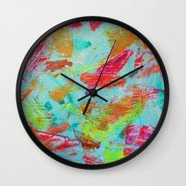 Sky Garden by Emma Meijer Wall Clock