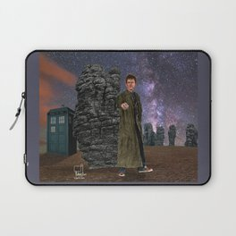 10th Doctor  Laptop Sleeve