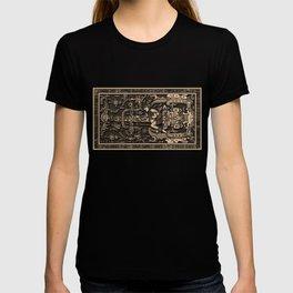 Sala Tumba de Pakal T-shirt
