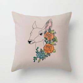 Sleepwalking At 3AM Throw Pillow