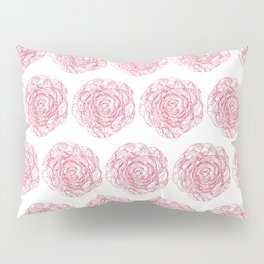 Pattern with roses 2 Pillow Sham