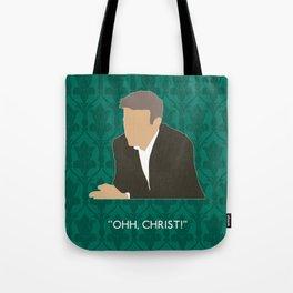 The Lying Detective - Greg Lestrade Tote Bag