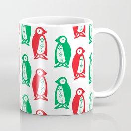 Mr.Pin and Mrs. Pina Coffee Mug