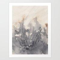 November morning 5 Art Print