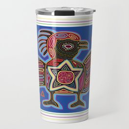 Panama Molas Travel Mug