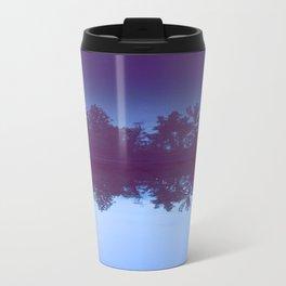 Reflective Trees Travel Mug