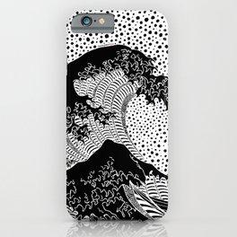 Hokusai - The Great Wave of Kanagawa iPhone Case