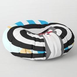 This Seat is Taken Floor Pillow