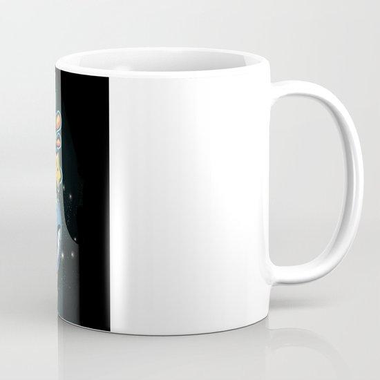 A is for Astronaut Mug