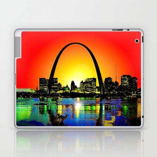 Saint Louis Arch Laptop & iPad Skin