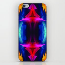 Abstract 001 iPhone Skin