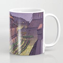 Medieval Fair (color) Coffee Mug