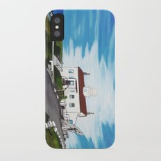 Battery point Lighthouse ( Crescent City, CA ) iPhone X Slim Case