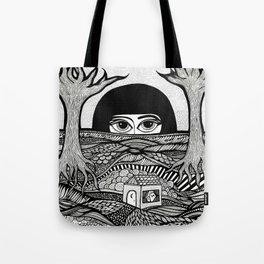 Voyeur Tote Bag