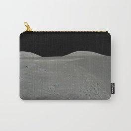 Apollo 17 - Astronaut on the Ledge Carry-All Pouch