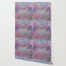 Seaside Swirl Wallpaper