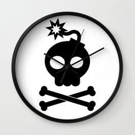 Head Bang! Wall Clock
