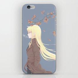 Aki iPhone Skin