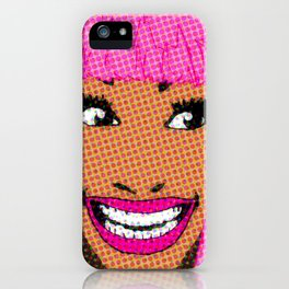 Pink Friday iPhone Case