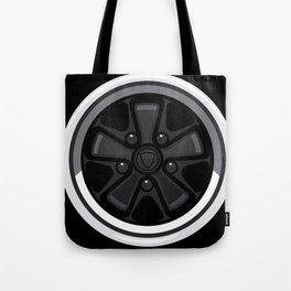 Wheel Design Retro Fuchs Felge Tote Bag