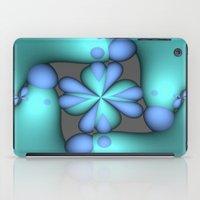 lara croft iPad Cases featuring Lara by Imagevixen
