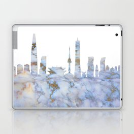 Seoul South Korea Skyline Laptop & iPad Skin