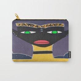 Ebony Galactica Carry-All Pouch