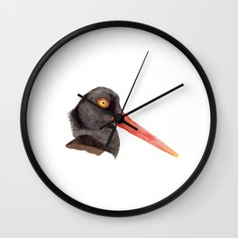 American Oystercatcher Wall Clock