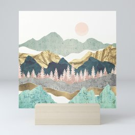 Summer Vista Mini Art Print