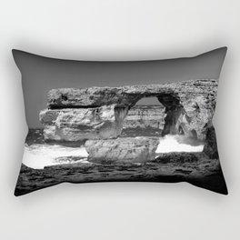 Azure Window Rectangular Pillow