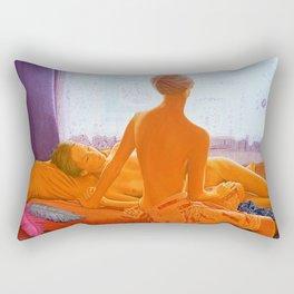 Forever Free Rectangular Pillow