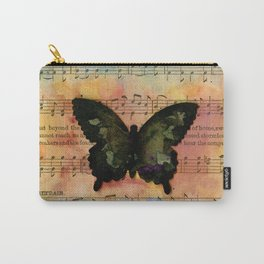Butterfly Collage 7G by Kathy Morton Stanion Carry-All Pouch