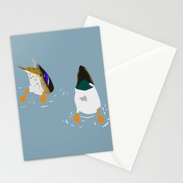 Bottoms Up! Stationery Cards