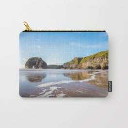 Nun's Beach Reflections Carry-All Pouch