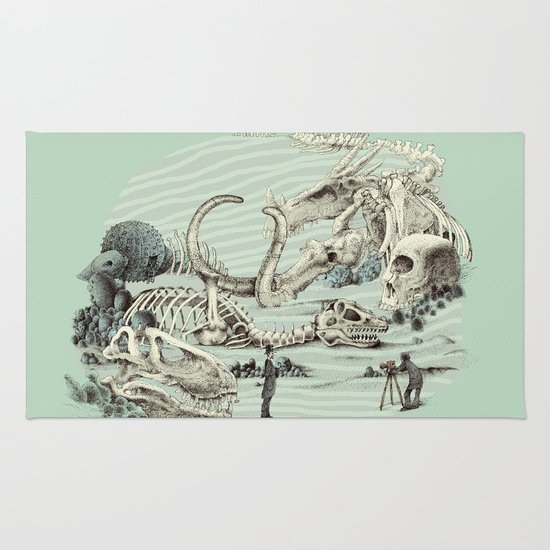 The Lost Beach Rug
