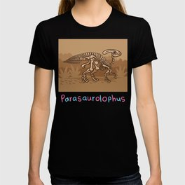 Extinct Lil' Parasaurolophus T-shirt