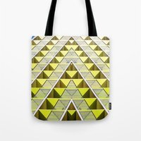 holiday Tote Bags featuring holiday by Melcho