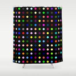 Vardenafil Citrate Shower Curtain