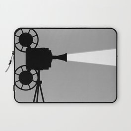 Movie Cine Projector Laptop Sleeve