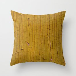 Crusty Stuff (~ Colours of Transience ~ ) IV Throw Pillow