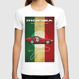 Monza 365 GTB4 Vintage T-shirt