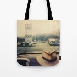 Windshield - Instant Photo Tote Bag