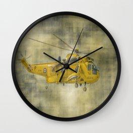RAF Rescue Wall Clock