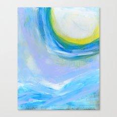 Winter High Canvas Print