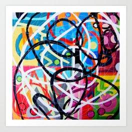 Any Colour You Like 5 Art Print
