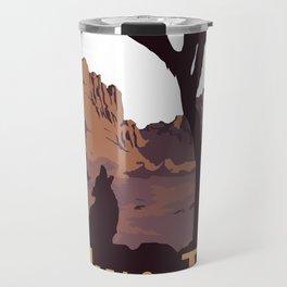 Joshua Tree National Park. Travel Mug
