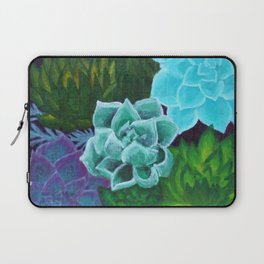 Mini Succulents Laptop Sleeve