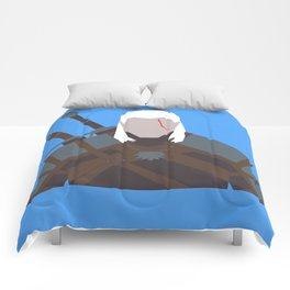 Geralt of Rivia - The Witcher Comforters