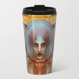 The Gold Chimera Travel Mug