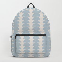Maude Pattern - Blue Backpack